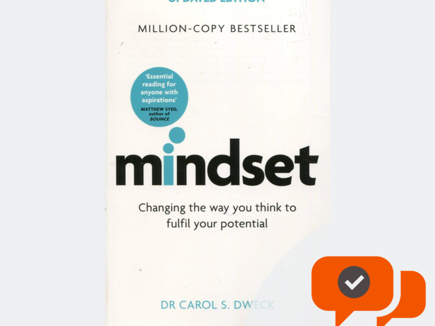 Mindset by Carol S Dweck PhD - Productivity Book Group